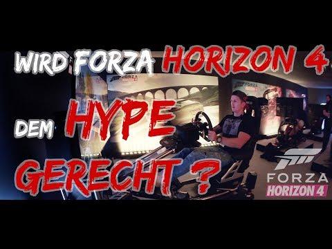 Forza Horizon 4 Gameplay! Wie gut ist es wirklich? Simon Motorsport