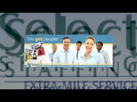 Select Staffing - Employment Agency in Shawnee, KS