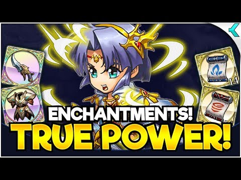 LANGRISSER M | Unlocking More Power!! ENCHANTMENTS BEGINNERS GUIDE