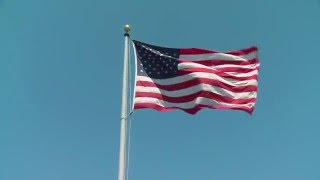 Video The American Flag: For one Hour download MP3, 3GP, MP4, WEBM, AVI, FLV Juni 2018