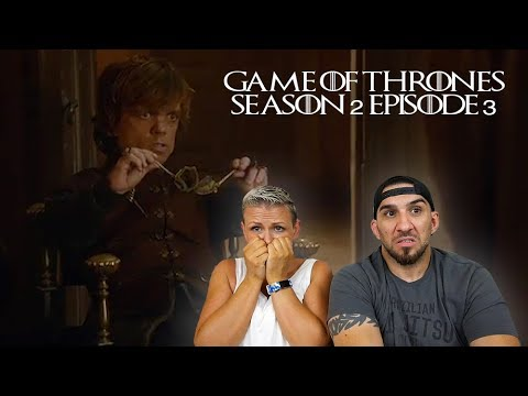 Game Of Thrones Season 2 Episode 3 'What Is Dead May Never Die' REACTION!!