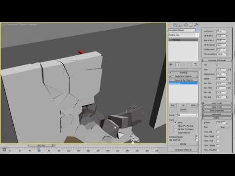 Demolition Master materials tutorial.