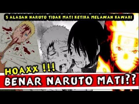 5 Alasan Naruto Tidak Mati Ketika Bertarung Melawan Kawaki | Indoboruto