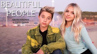 Download Ed Sheeran, Khalid - Beautiful People (Gavin Magnus Cover ft. Coco Quinn) Mp3 and Videos
