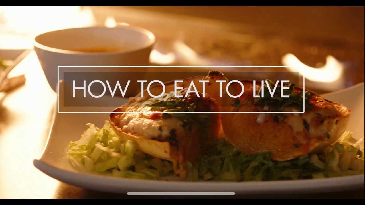 NEWFACE MAGAZINE LV MEDIA FEATURING: How To Eat To Live on NFA Studios!