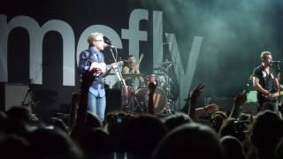McFly; Love Is Easy. Manchester - 12th September 2016. HD.