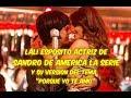 Download Lali Espósito Actriz de Sandro La Serie - Porque yo te amo MP3 song and Music Video