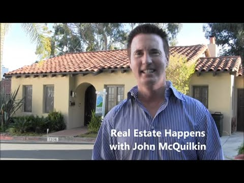 Los Angeles Real Estate Agent John McQuilkin Tours Sunset Strip Home in California