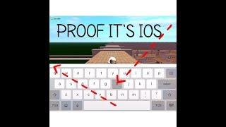 AOT DOWNFALL Proof it's IOS! screenshot 1
