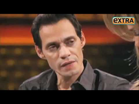 Video: Jennifer Lopez Cries And Is Consoled By Marc Anthony