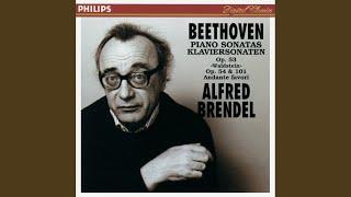 Beethoven: Piano Sonata No.22 in F, Op.54 - 2. Allegretto