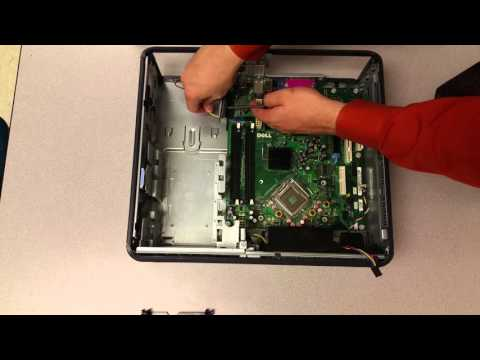 how to clear a stystem password dell optiplex 780