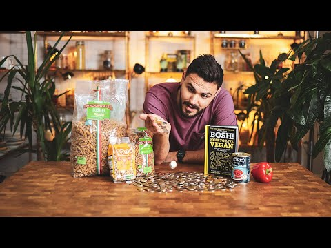 21 TIPS FOR EATING VEGAN ON A BUDGET!😵