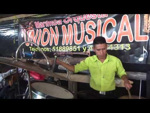 MIX SERRUCHO MARIMBA ORQUESTA  UNION MUSICAL