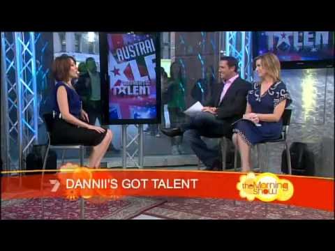 Dannii Minogue Interview on Morning Show HD