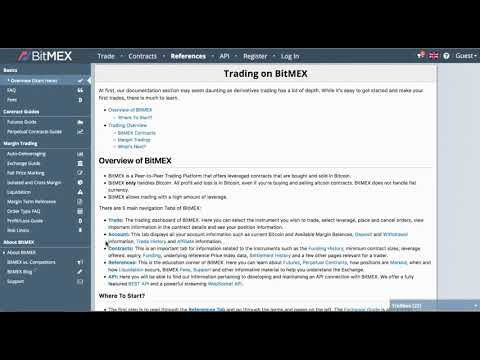 BitMEX Exchange Review by FXEmpire