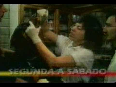 Chamada Jornal da Manchete Fevereiro 1999
