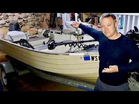 Aluminum Boat Casting Deck Build and Helpful Mods
