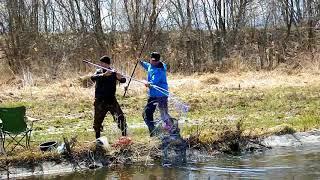 Соревнования по поплавку от РвССо  Лопатино БиоРесурс 29 04 2018