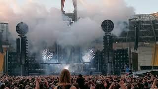Rammstein live Dresden Rudolf-Harbig-Stadion 13.06.2019