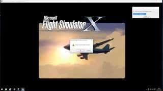 Installing FSX On Windows 10 (Short Tutorial) HD