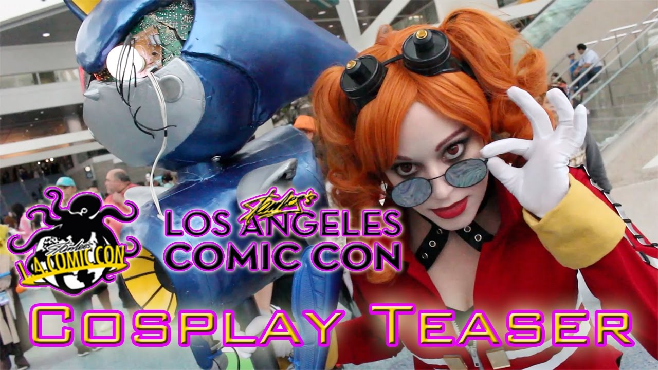 Stan Lee's Los Angeles Comic Con Cosplay Teaser