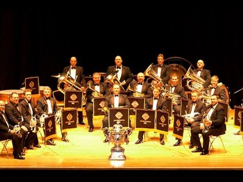 Mikhail Glinka - Russlan And Ludmilla - Grimethorpe Colliery Band