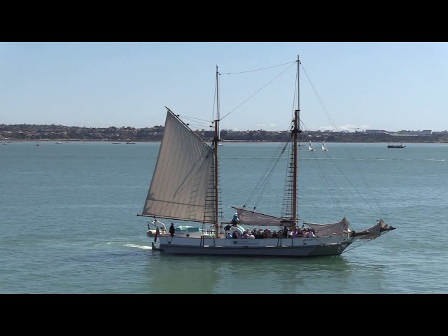 MANIMONDO Video #002 - Auckland - Ein Morgen im Hafen