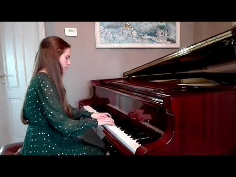 Jong Talent - Young Talent 2021: Regina Van Hecke (piano)