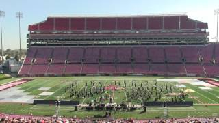 Ryle Marching Raiders @ Semi Finals 2016