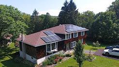Solar Installation in Chittenango, NY
