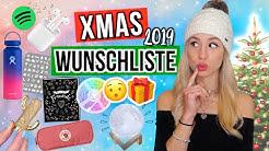 WEIHNACHTSWUNSCHLISTE 2019 🎁 DAS kannst du dir zu Weihnachten wünschen ✨Wunschideen - Cali Kessy