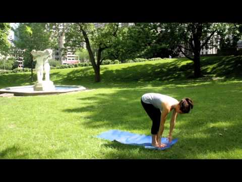 20 Minute Yoga to Relax and Recharge