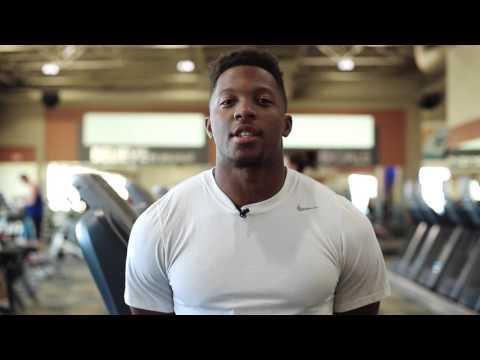 45-Day Fitness Challenge: Bennie Fowler