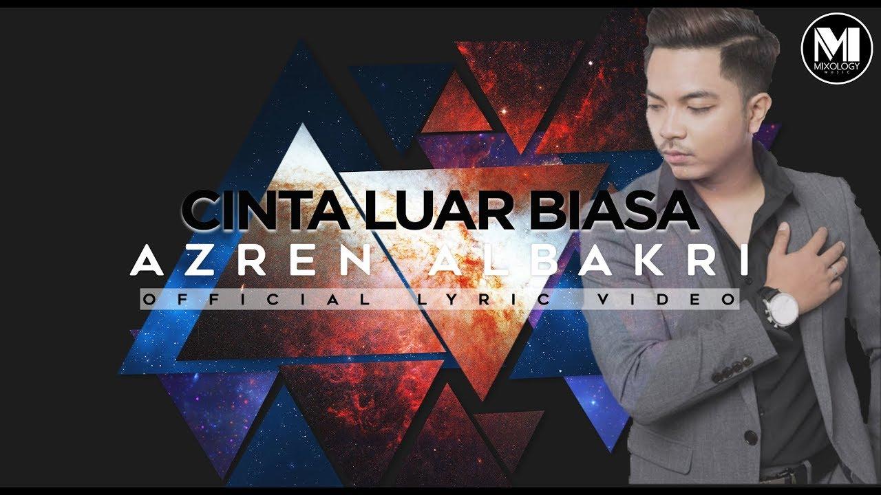 Ost Cetera Hati Diya Azren Albakri Cinta Luar Biasa Official Lyric Video Youtube