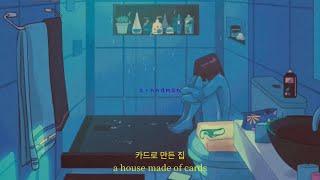 [ENG/KOR] house of cards—bts (SLOWED) lyrics.