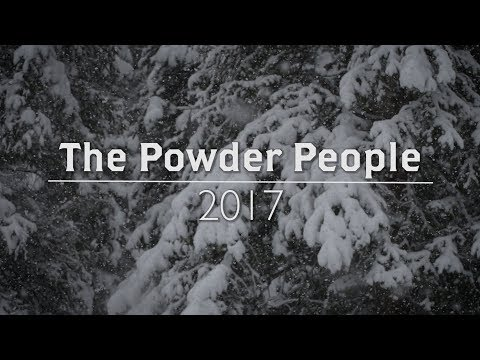 The Powder People - 2017 Stoke Reel