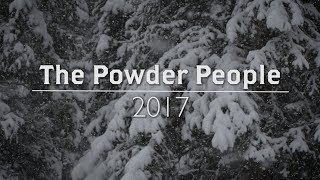 Ski Utah - The Powder People - 2017 Stoke Reel
