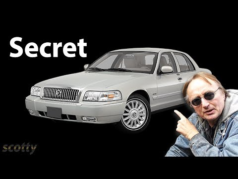 Here's Why You Need to Buy a Mercury Grand Marquis