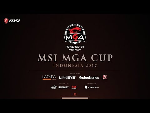MSI MGA CUP - Indonesia 2017