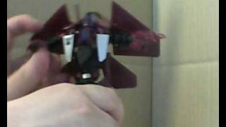 (FRENCH) Review Transfomers ROTF Deluxe Thrust
