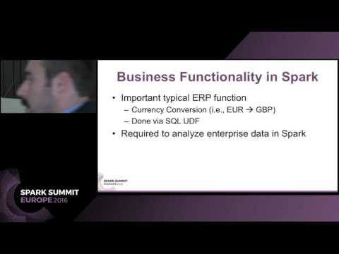 Distributed Computing with Spark for Actionable Business Insights (Stephan Kessler)