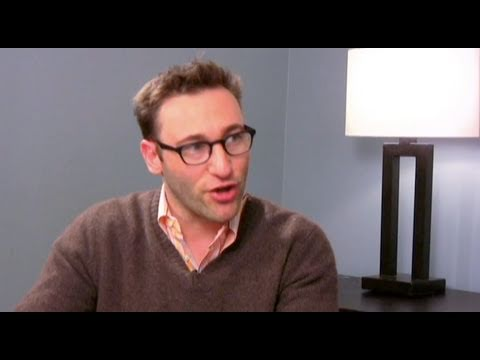 Simon Sinek on Why Internet Friends Do Not Replace Human Relationships