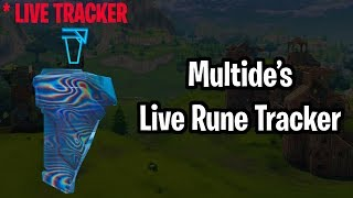 Fortnite Rune Event - Watch The Rune Move With a Timer!