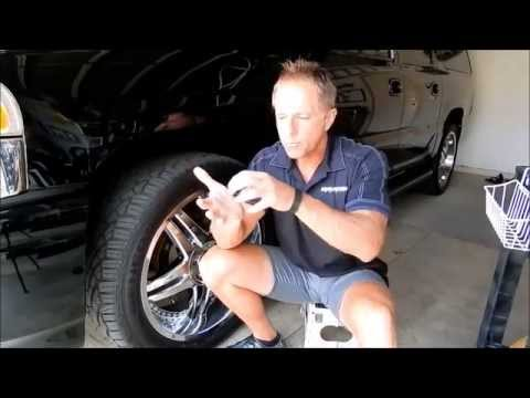Best Car Tire Dressing: part 1 Chemical Guy's VRP Dressing