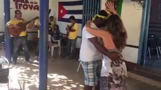 The Breath of Cuba-Salsa Dancing- Cheri Shanti in cuba