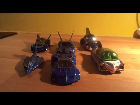 Corgi Batmobile 2000 Collection
