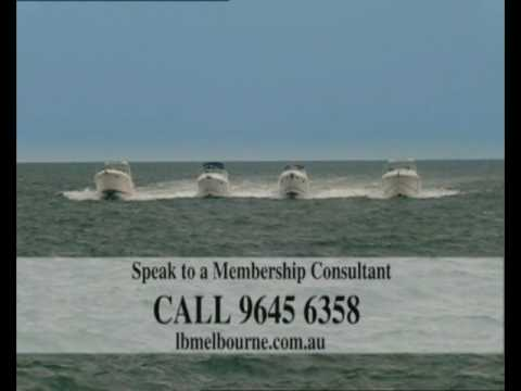 Leisure Boating Melbourne - As Seen on TV