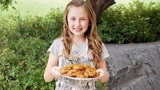 Baking With Kids: Pumpkin Spice Cookies (the Fleglets)