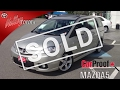 (SOLD) 2007 Silver Mazda5 GT Preview, For Sale At Valley Toyota Scion In Chilliwack BC # 14148B